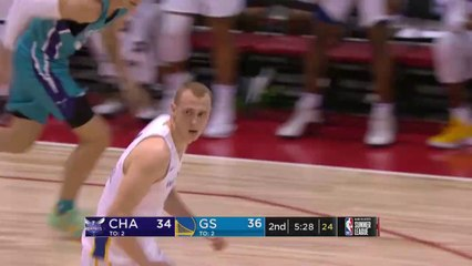 _Alen Smailagic's Best Plays From NBA Summer League