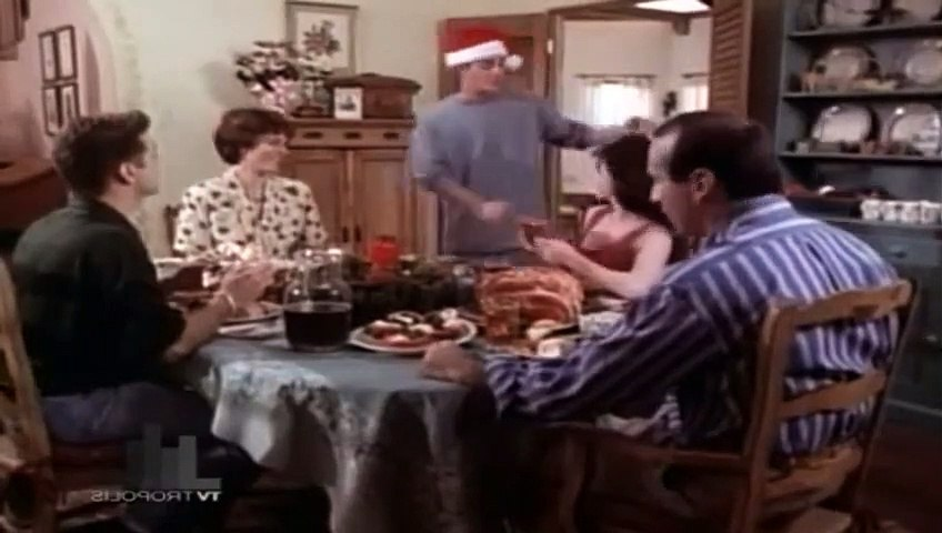 Beverly Hills, 90210 S04E15 Somewhere İn The World It's Christmas