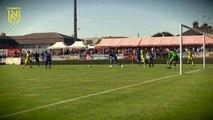 FC  Nantes - Chamois Niortais : le but de Kader Bamba