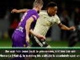 Martial can be world class - Solskjaer