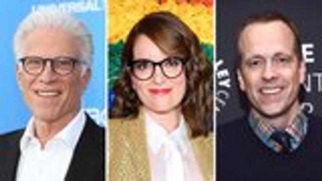 NBC Gives Straight-to-Series Order For Ted Danson and Tina Fey's New Comedy   THR News