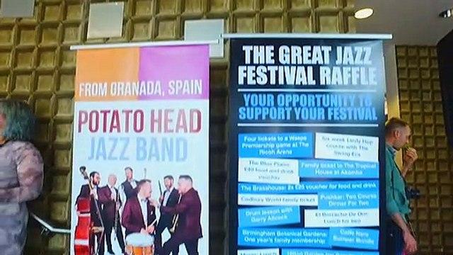 Birmingham, Sandwell and Westside JAZZ FESTIVAL!