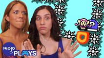 WatchMojo Lady Loses It Playing Super Mario Maker 2