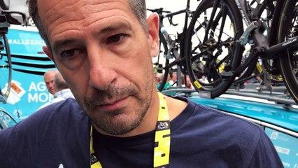 """""""Le Tourmalet est un col mythique du Tour de France"""" pour Julien Jurdie"""