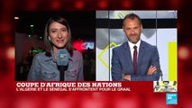 """CAN-2019 : """"Ambiance de boite de nuit"""" : une finale Sénégal - Algérie particulièrement suivie en France"""