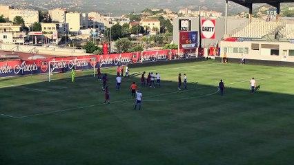 GFCA 1-1 SCB : Les buts