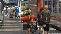 تذاكر سفر مجانية عبر أوروبا بلا حواجز حدودية