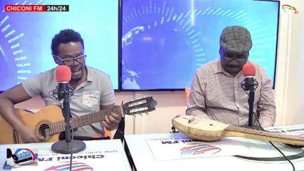 Chiconi FM TV - Magodro Tour avec Baba Mayanga et Bouya depuis le plateau Wass Na Wassi de Chiconi FM