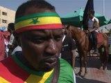 CAN 2019 - Les fans sénégalais et algériens sont prêts avant la finale