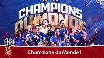 ⭐️⭐️ CHAMPIONS DU MONDE !!!