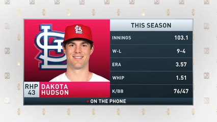 The Jim Rome Show: Dakota Hudson talks rookie season