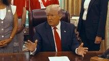 Trump keeps up attacks on Rep. Ilhan Omar