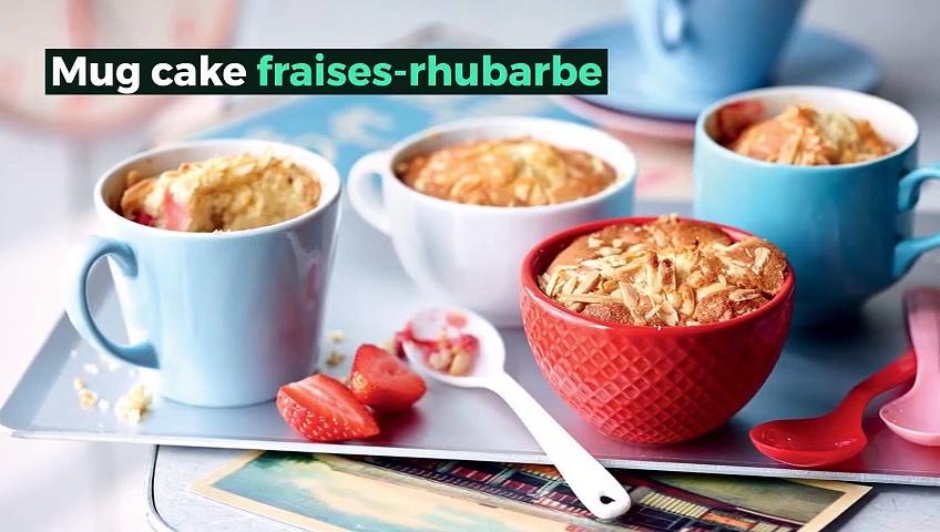 Les mugs cakes