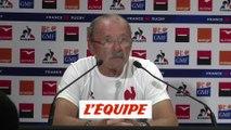 Brunel «Ce sera ma dernière Coupe du monde et je ne veux pas la manquer» - Rugby - XV de France