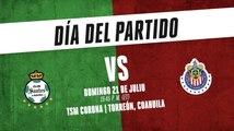 Liga MX  Frente a frente, Santos vs Chivas