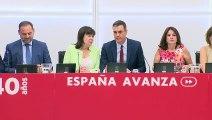 Sánchez afirma a Iglesias que primero programa y después Gobierno