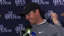 Rory McIlroy reflects on missing the cut by a single shot