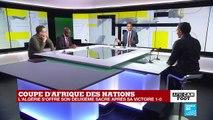 CAN-2019 : Le Sénégal battu par l'Algérie (1-0) : Penalty ou pas penalty pour les Lions ?
