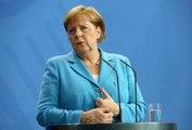 Angela Merkel Expresses Support for Congresswomen After Trump Attacks