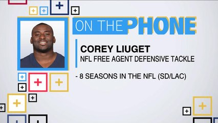 Tiki and Tierney: Corey Liuget talks Phillip Rivers