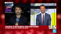 CAN-2019 : L'Algérien Ismaël Bennacer élu meilleur joueur de cette Coupe d'Afrique des nations