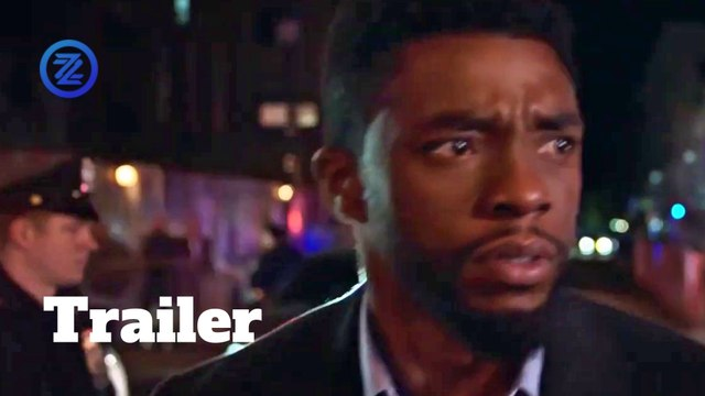 21 Bridges SDCC Trailer (2019) Chadwick Boseman, Taylor Kitsch Thriller Movie HD