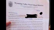 Letter threatens families with unpaid lunch debt with sending children to foster care