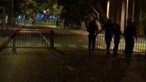 palais barricadé après la finale senegal vs algérie