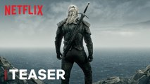 The Witcher Saison 1 Bande-annonce Teaser (2019) Henry Cavill Netflix