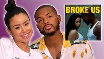 Cierra Ramirez & Trevor Jackson Talk About Their New Collab 'Broke Us'