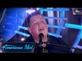 "Noah Davis Plays Piano to Rihanna's ""Stay"" for His Idol Audition - American Idol 2018 on ABC"
