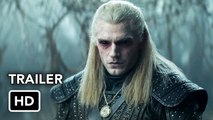 The Witcher Trailer (2019) Henry Cavill Netflix series