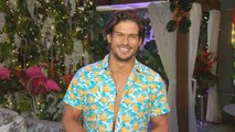 WATCH -- 'The Young and the Restless': On Set With the Newest Hunks