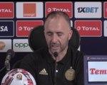 """CAN 2019 - Belmadi (Algérie) : """"La victoire finale est méritée, les joueurs ont été fabuleux"""""""