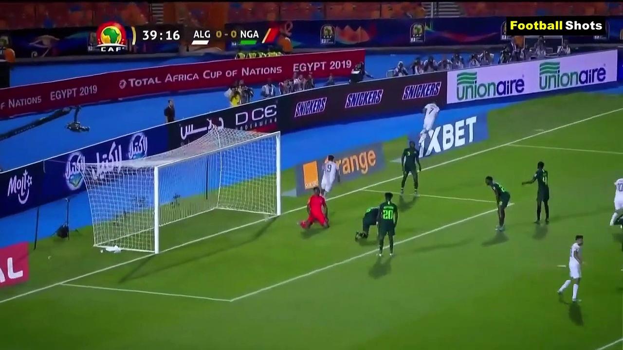 Senegal Vs Algeria (0-1) African Cup of Nations (19/7/2019)