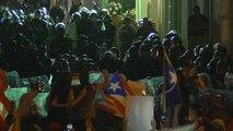 Protestors pressure the governor of Puerto Rico pressured to resign