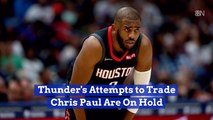 The Oklahoma City Thunder Have A Chris Paul Situation