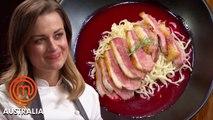3 Worst Beetroot Dishes For Billie McKay - MasterChef Australia - MasterChef World