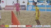TRỰC TIẾP   Đà Nẵng - Gia Việt   Giải bóng đá Bãi biển Vô địch Quốc gia   VFF Channel