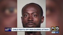 Nine-year-old girl fights of man during attack, DNA leads police to suspect