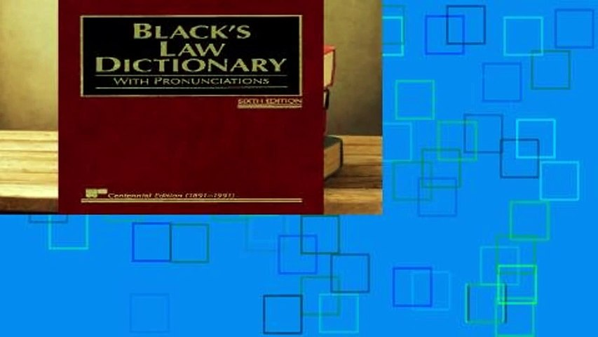 [NEW RELEASES]  Black s Law Dictionary