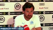 OM : Villas-Boas commente le recrutement d'Alvaro Gonzalez