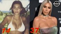 Kim Kardashian - From 0 To 37 Years Old