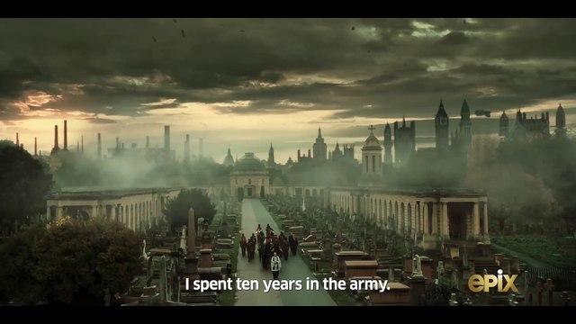 Pennyworth Trailer - Hero