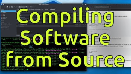 Compiling Software from Source