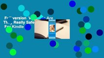 Full version  Vaccines Are They Really Safe and Effective?  For Kindle