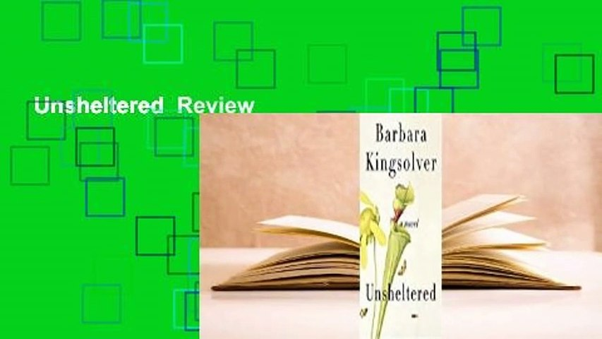 Unsheltered  Review