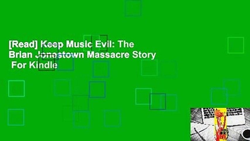[Read] Keep Music Evil: The Brian Jonestown Massacre Story  For Kindle