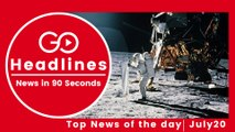 Top News Headlines of the Hour (20 July, 11:10 AM)