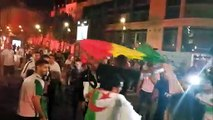 L'Algérie remporte la CAN : la liesse des supporters à Metz !